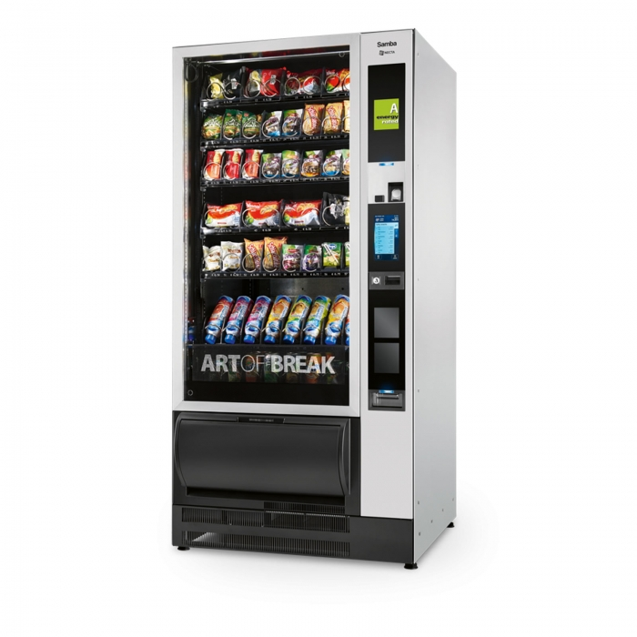 Samouslužni aparati za hranu i hladna pića - Samba
