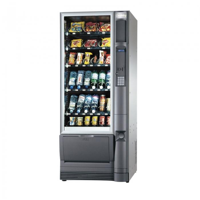 Samouslužna mašina za hranu i piće – Necta Snakky