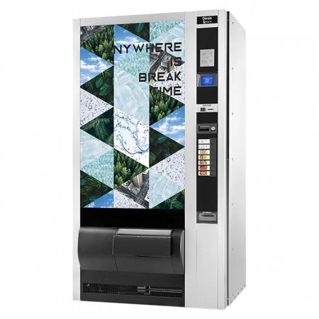 polovna vending masina za hladne napitke diesis-500