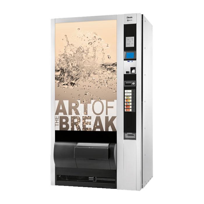 polovna vending masina za hladne napitke diesis-700
